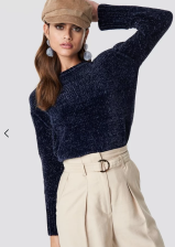 https://www.na-kd.com/en/na-kd/chenille-knitted-sweater-navy