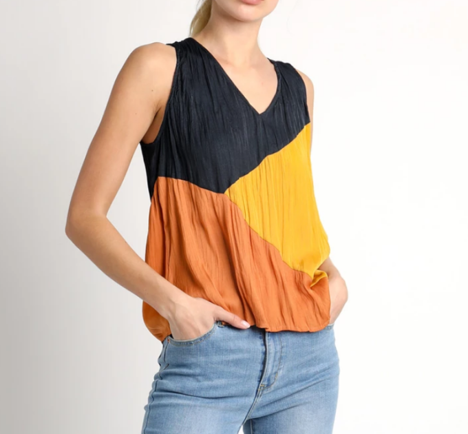 https://shopcurrentair.com/collections/tops/products/crinkled-color-blocked-slvls-top